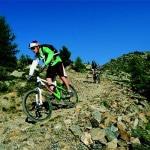 Biketour zur Tarscher Alm bei Latsch im Vinschgau