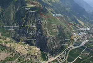 Klettersteig Hoachwool1