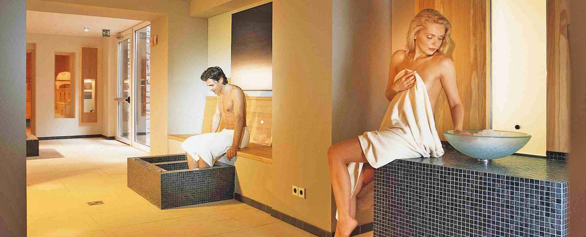 Sauna oder Infrarot
