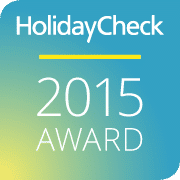 HolidaycheckAward 2015