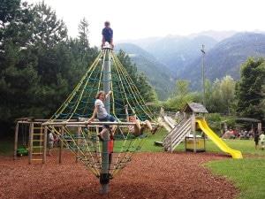 Spielplatz Naturns