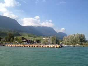 Tretbootverleih Kalterer See