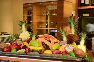 Exostische Früchte Obst