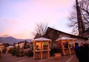 Algund Weihnachtsmarkt (Nur für Blog Erlaubnis)