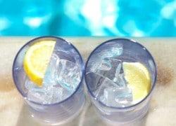 DolceVita Wasser am Pool