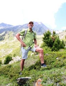 Wanderguide Helmut