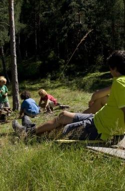 TM Naturns Familienwandern Gsinboden 11.08.2011