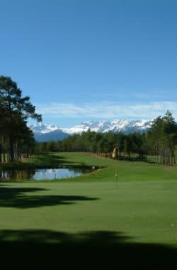 panorama Sarnonico golf 25