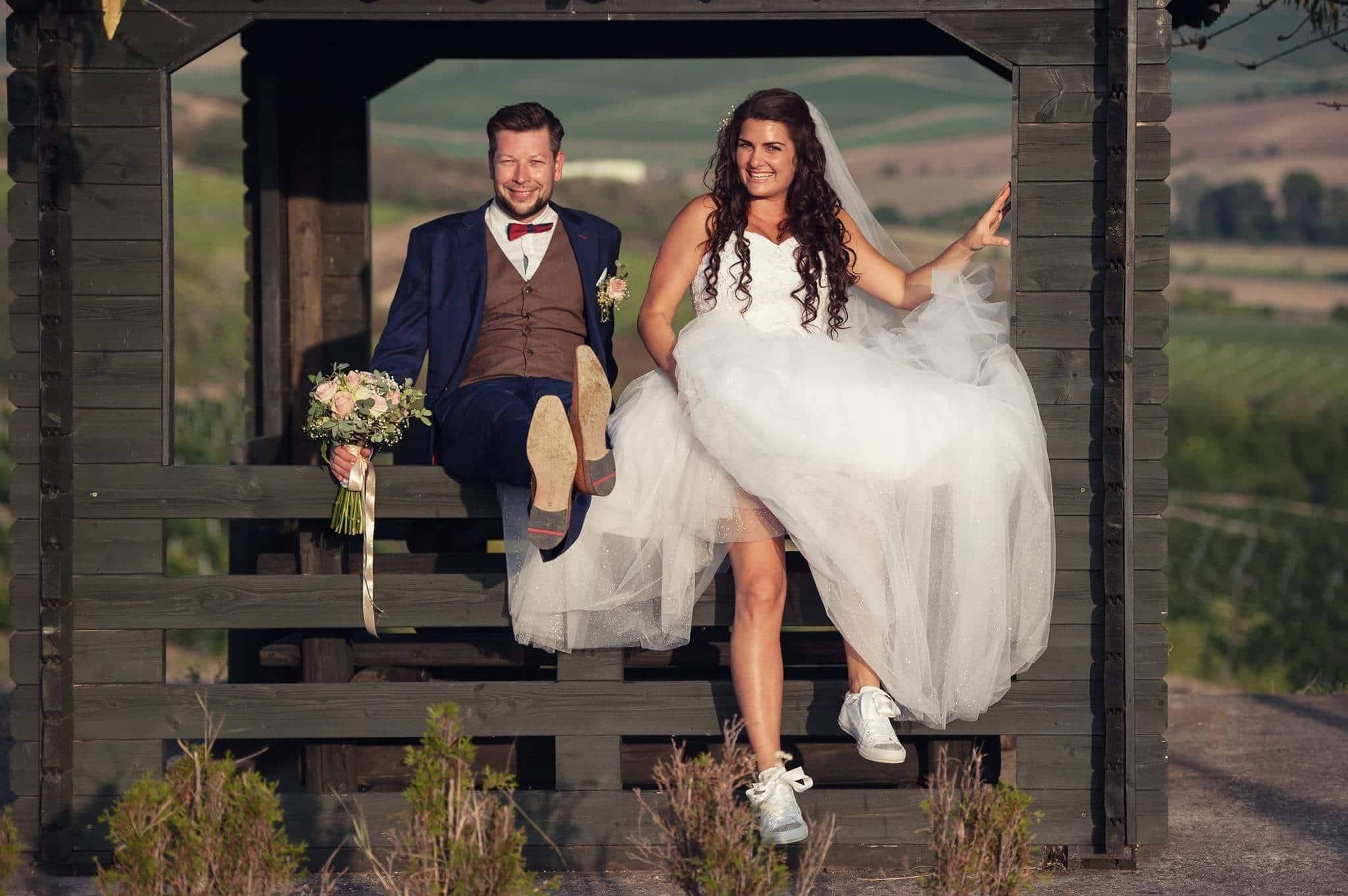 Jan und Beti Hochzeit