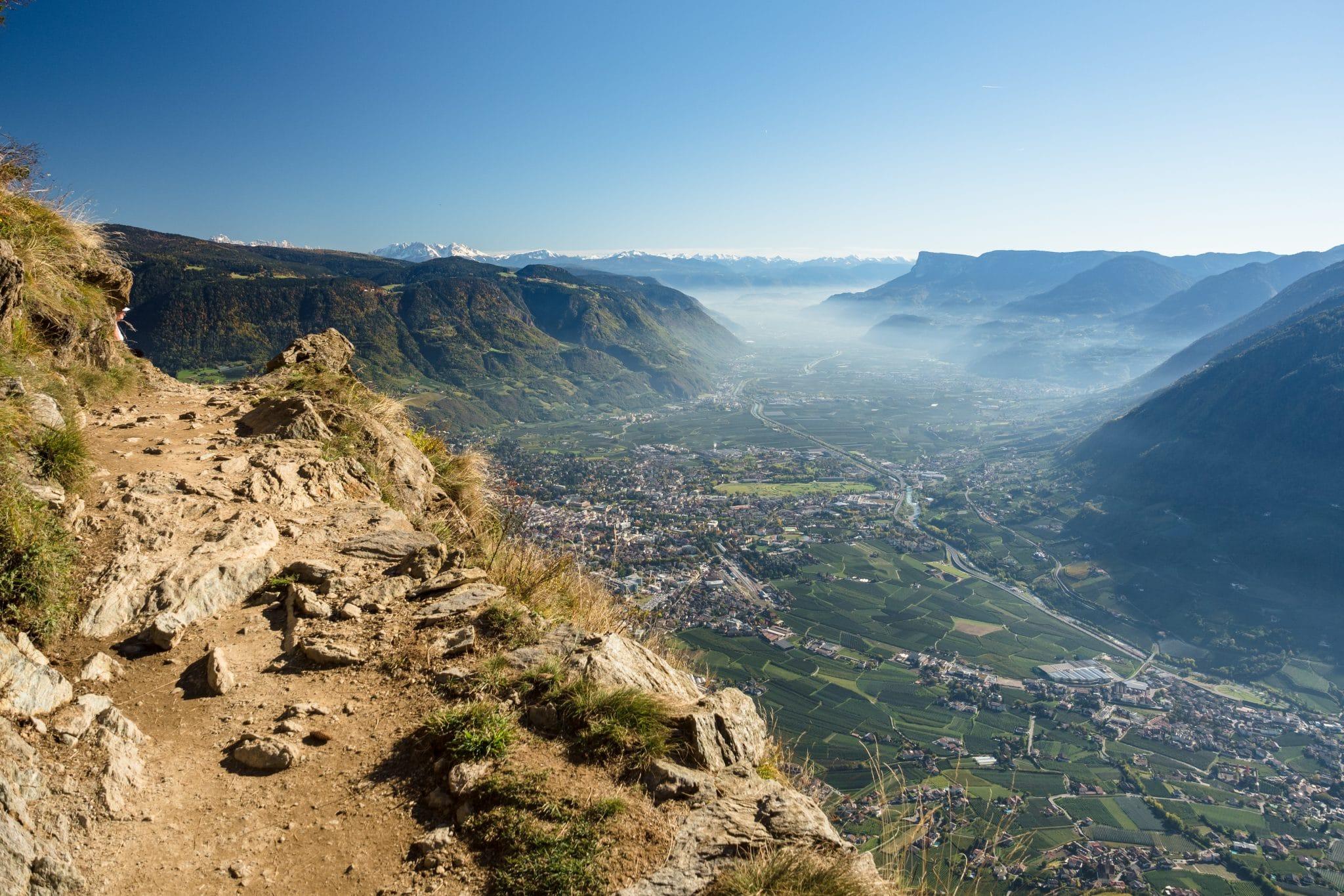 Die Schonsten Ortschaften Rund Um Meran In Sudtirol
