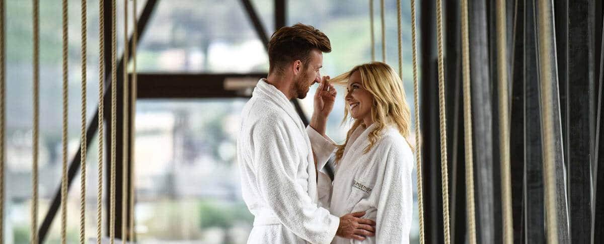 Ein romantisches Wellness-Wochenende Südtirol im Lindenhof Resort