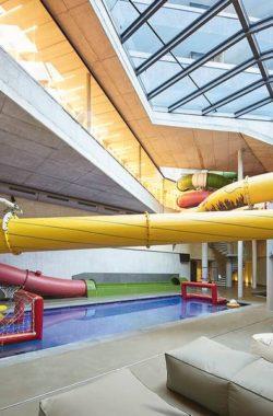 Kinder Pool Lindenhof Naturns