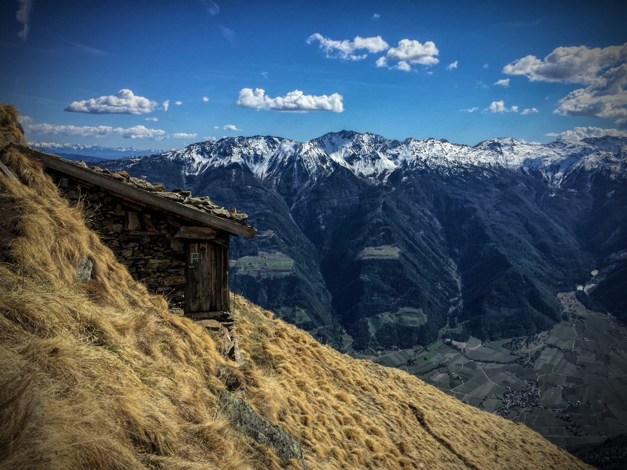 Genießen Sie herrliche Bergwanderungen in Südtirol