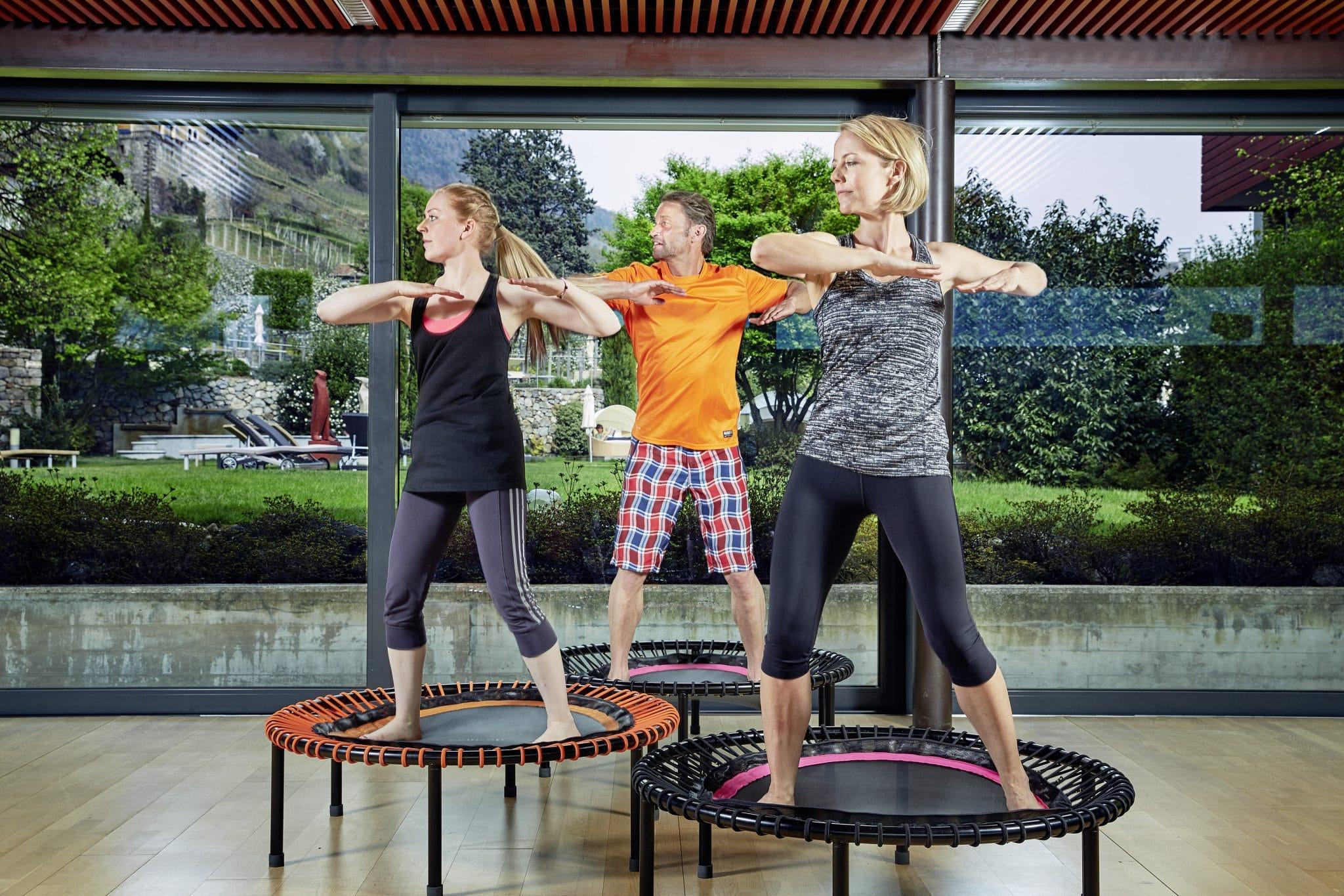 Freuen Sie sich auf Ihren Fitnessurlaub in Südtirol