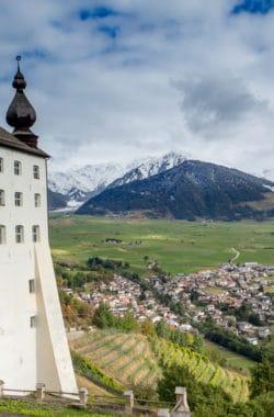 Kloster Marienberg in Burgeis