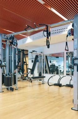 Fitnessurlaub im Sporthotel Lindenhof