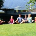 Yoga-Urlaub im Yoga-Hotel Lindenhof in Naturns