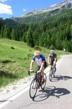 Rennradtouren in Südtirol
