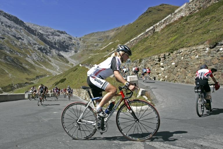 Stilfser Joch - Rennrad-Reise