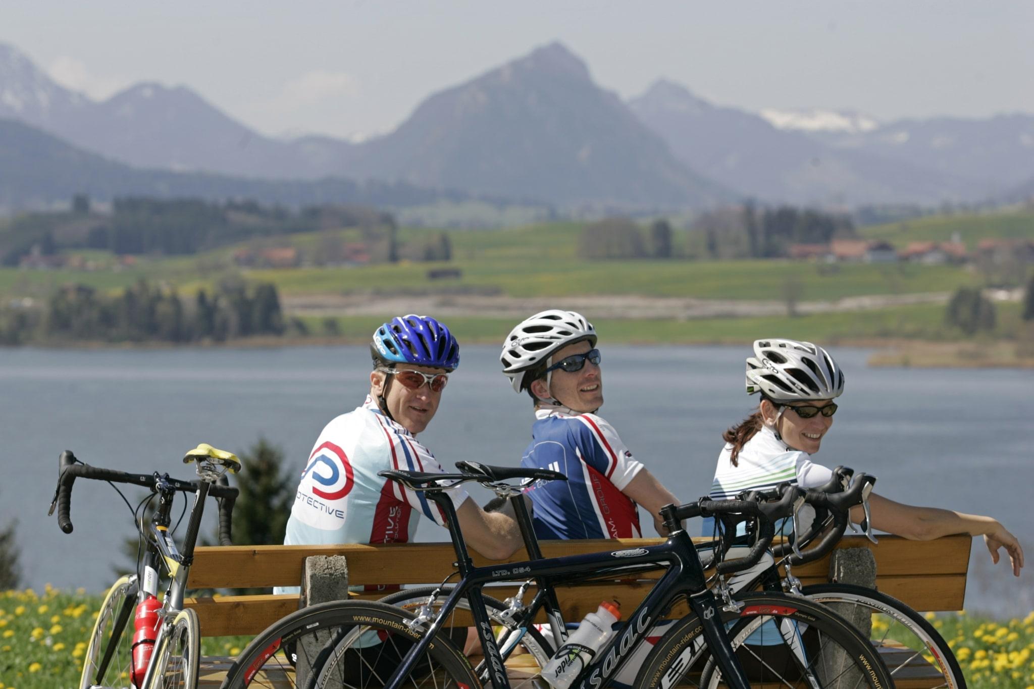 Rennradreise in Südtirol - Italien
