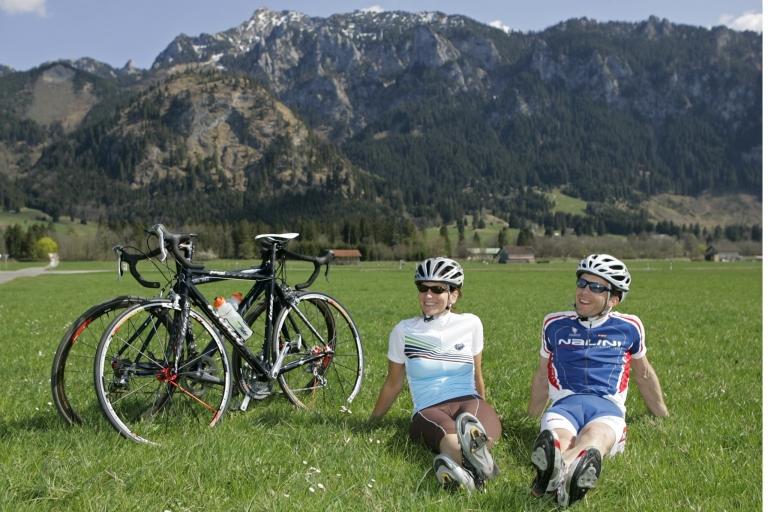 Radreise mit dem Rennrad in Südtirol