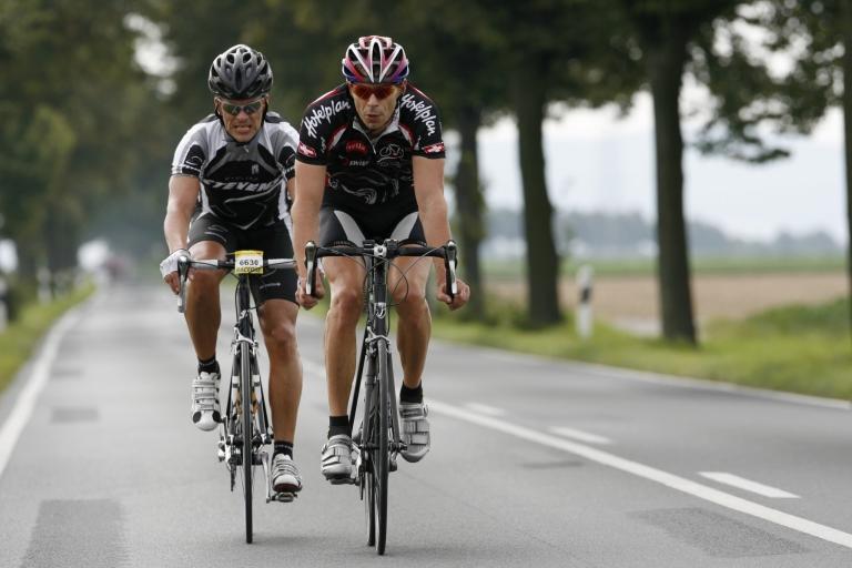 Rennrad-Tour durch Südtirol