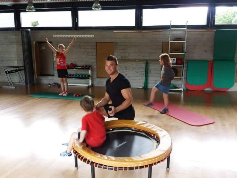 Fitness für Kids im Lindenhof