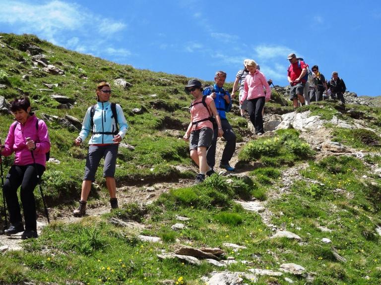 Wanderungen mit den Wanderguides vom Lindenhof