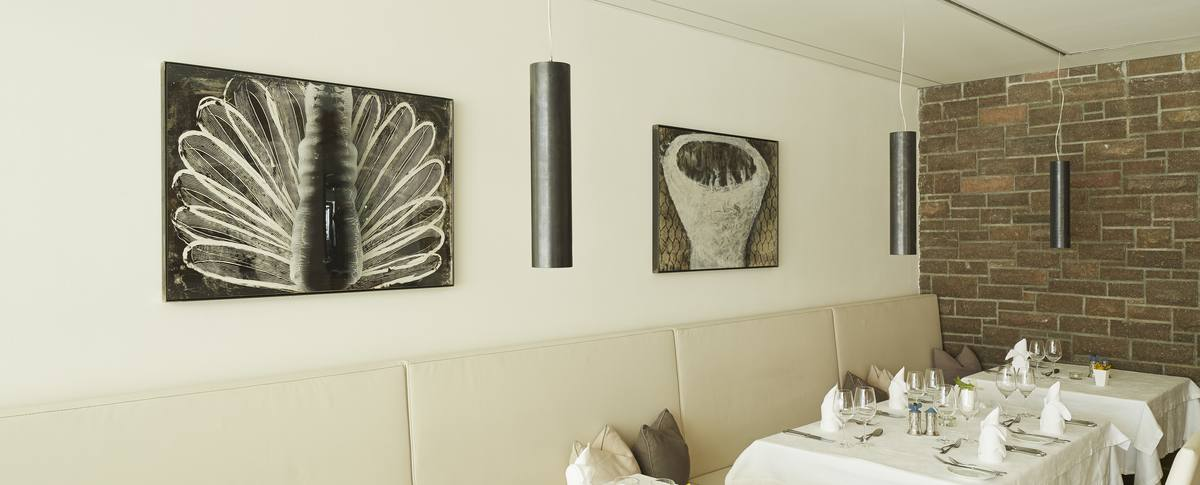 Kunstausstellung Acryl Julia Bornefeld - Lindenhof