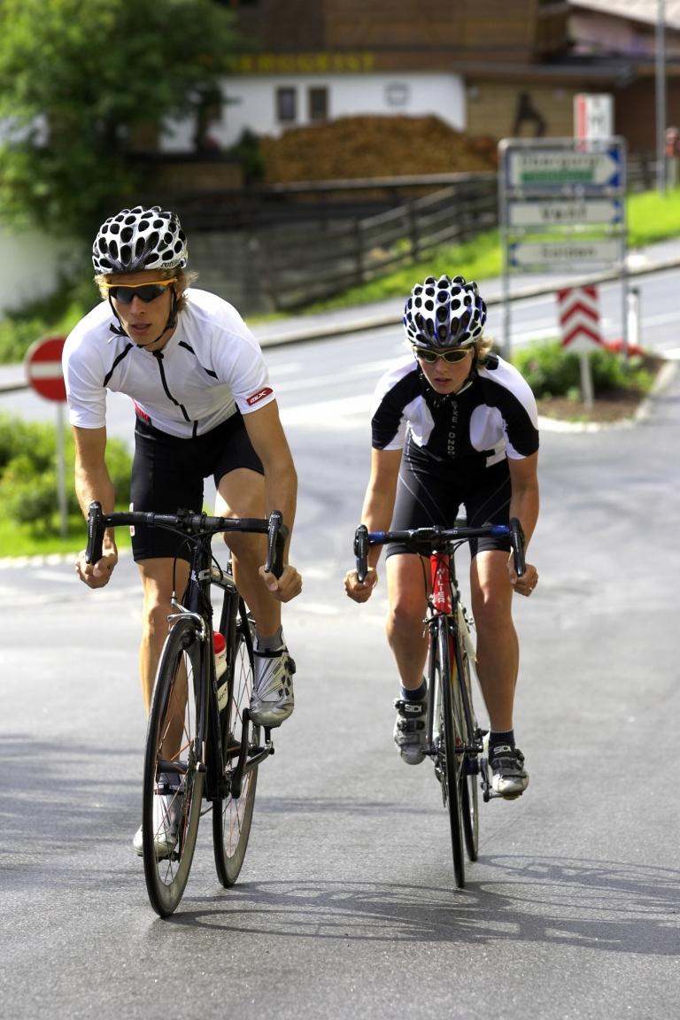 Rettenbachferner - Rennradtour in Südtirol - Italien