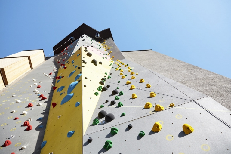 Kletterwand Lindenhof
