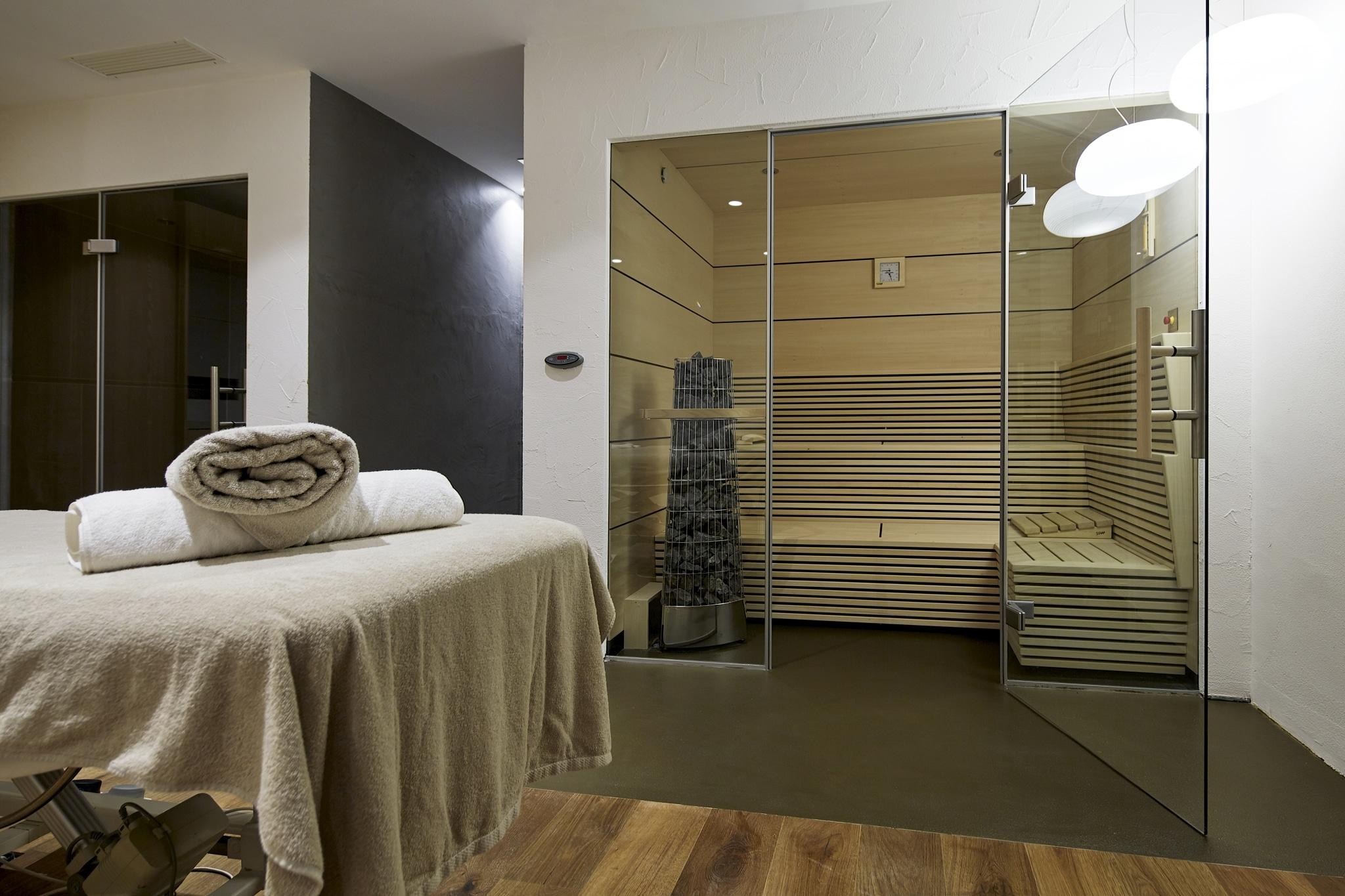 Sauna und Behandlungen im Lindenhof