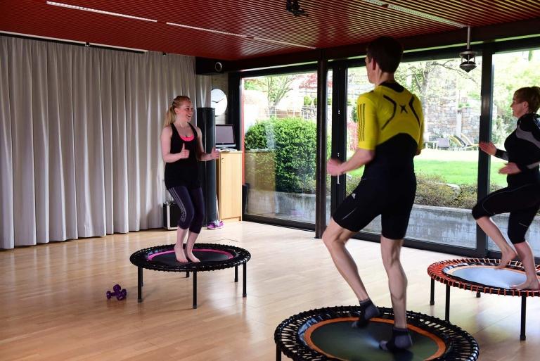 bellicon-Training im Lindenhof