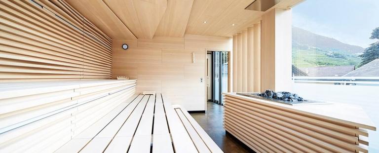 Bio Sauna im Lindenhof