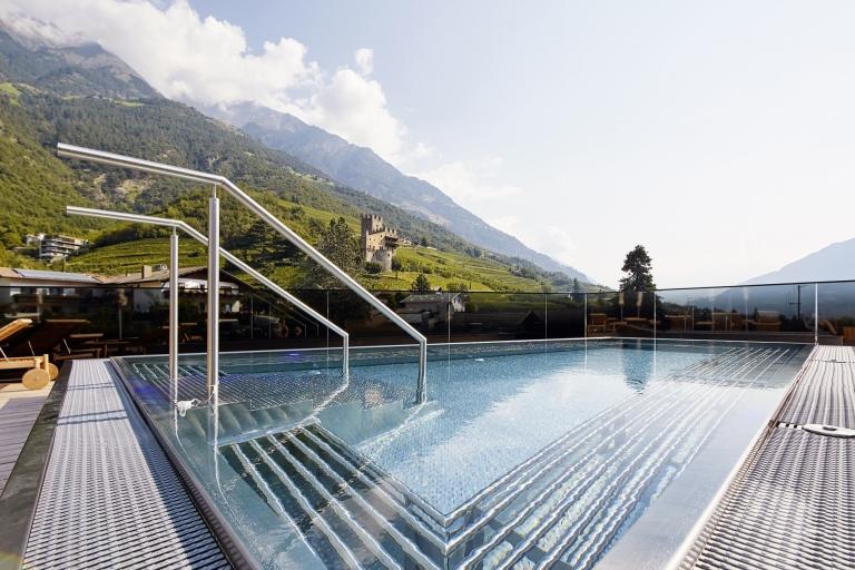 Pool - Dachterrasse Lindenhof