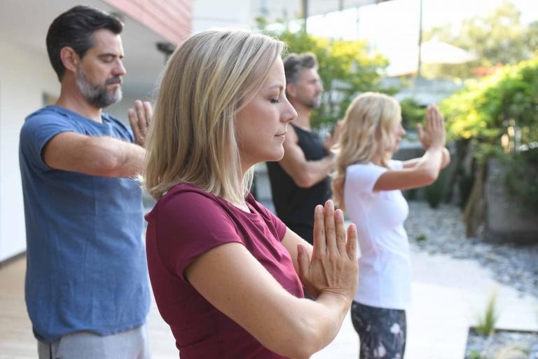 Meditation zur Entspannung