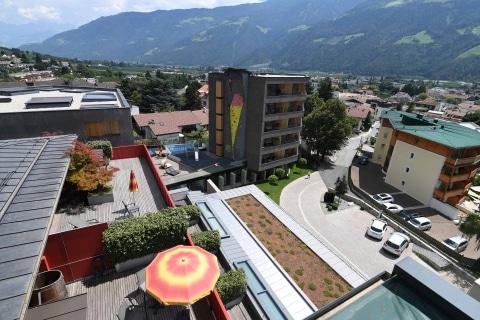 Aussenansicht Hotel Lindenhof