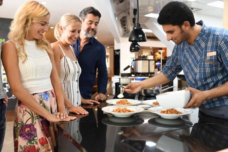 Kochen vor Gästen - Hotel Lindenhof