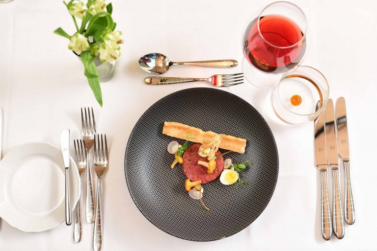 Gourmet Teller - Hotel Lindenhof