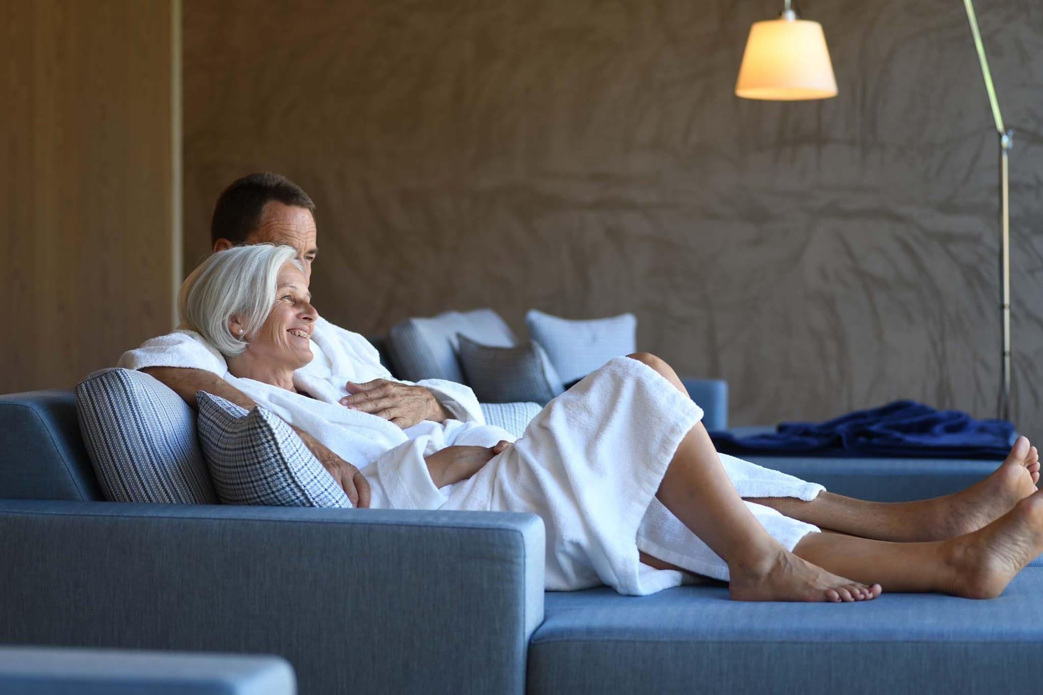 Ruhe und Entspannung in Südtirol - Lindenhof