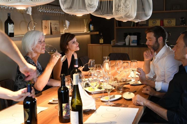 Weinverkostung im Lindenhof