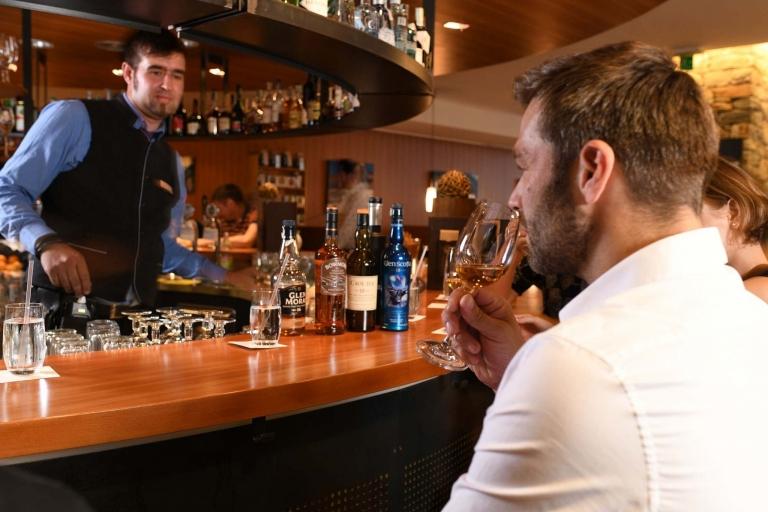 Whisky Degustation im Urlaub in Südtirol