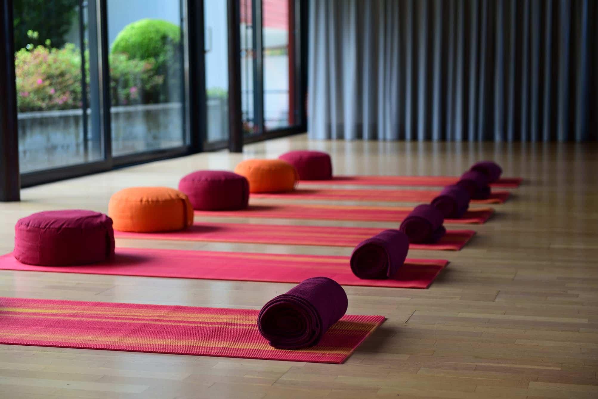 Yoga-Arten im Lindenhof