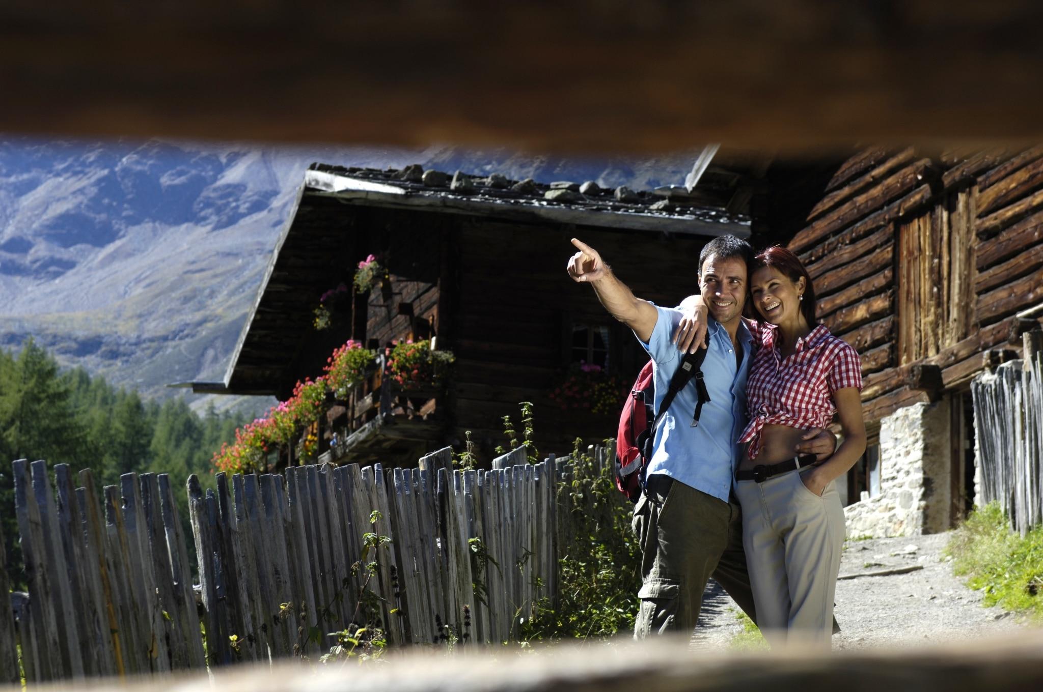 Wanderungen im Vinschgau