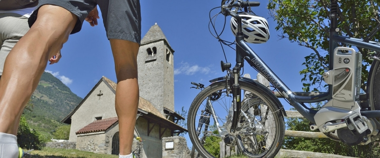 E-Bike-tour zur Prokulus Kirche