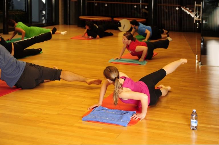 Bewegung und Fitness im Urlaub