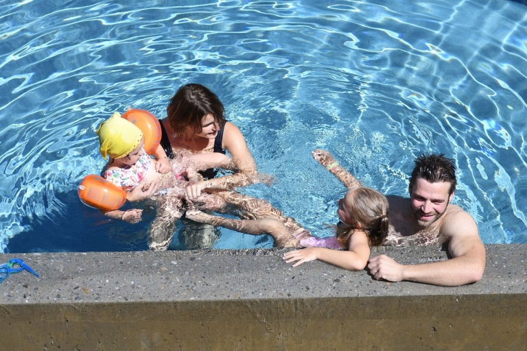 Wellness für die Familie im Lindenhof
