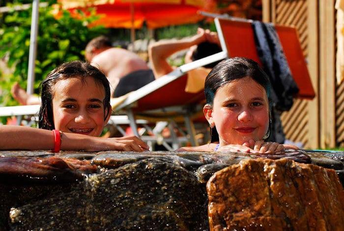 Familienurlaub in Südtirol - Urlaub mit Kindern im Wellnesshotel