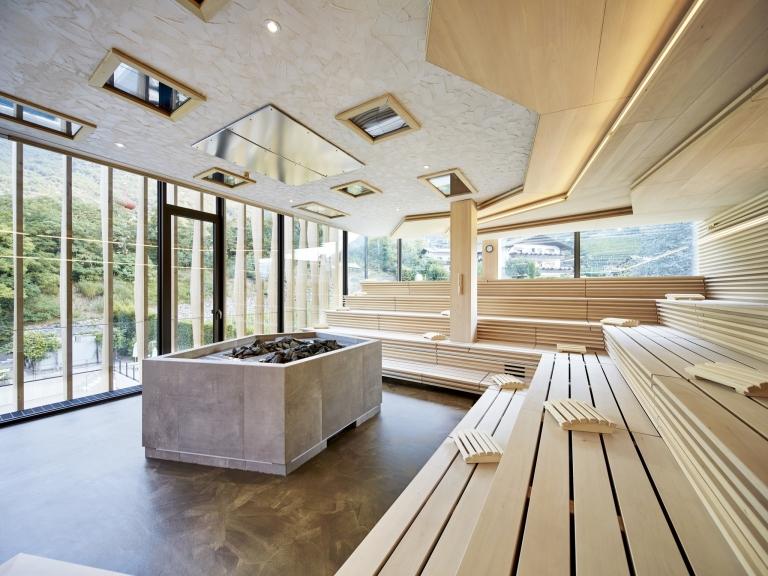 Finnish Sauna-Besuch im Lindenhof