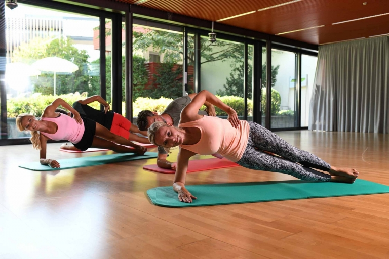 Fit & Fun im Lindenhof